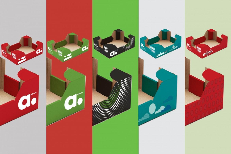 Agrasa packaging